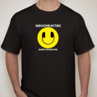 groove electric shirt mens black